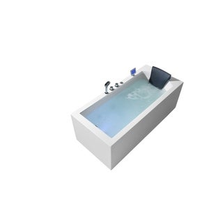 Ariel Platinum Pw1547032Lw1 Whirlpool Bathtub