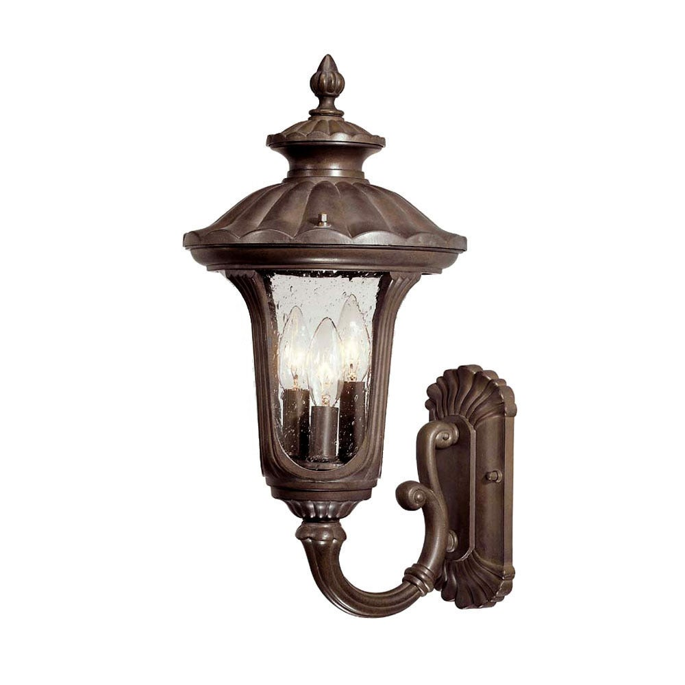 Acclaim Lighting Augusta Collection 3-Light Outdoor Burle...