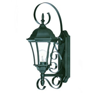 Link to Acclaim Lighting New Orleans Collection 1-Light Outdoor Matte Black Wall Light Similar Items in Track Lighting