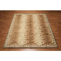 Modern Lodge Glam Area Rug - 8'x10'