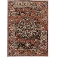 Linon Vintage Collection Nain Red Rug - 8' x 10'