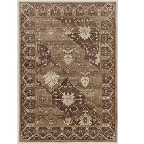 Linon Vintage Collection Belouch Area Rug