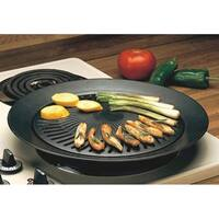 2 Pack Smokeless Indoor Stove Top Grill