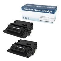 HP 81A (CF281A) Compatible Toner Cartridge (Black) (Set of 2)