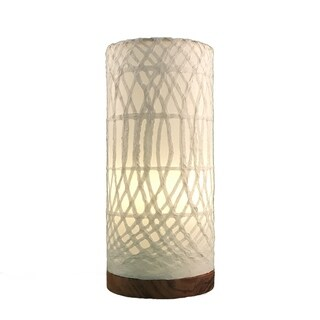 Handmade Paper Cylinder Table Arches