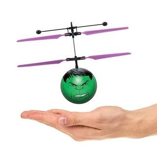 Marvel Avengers Hulk IR UFO Ball Helicopter