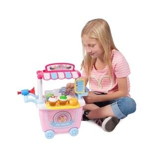 14-Piece Ice Cream Cart Playset