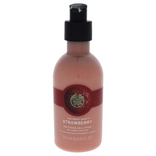 The Body Shop 8.4-ounce Strawberry Softening Gel Lotion