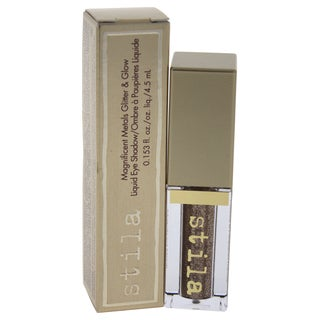 Stila Magnificent Metals Glitter & Glow Liquid Eye Shadow Smoky Storm