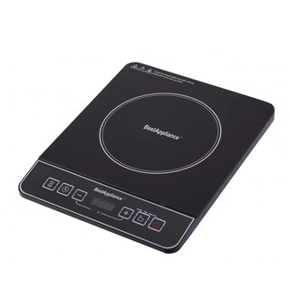 Induction Cooktop 1500W Portable Counter Top Burner Cooker