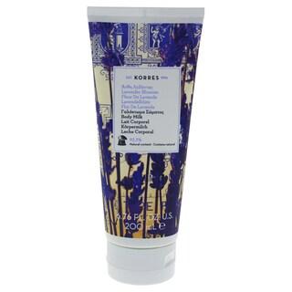 Korres 6.76-ounce Lavender Blossom Body Milk