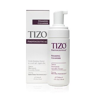Tizo Photoceutical 4-ounce Foaming Cleanser