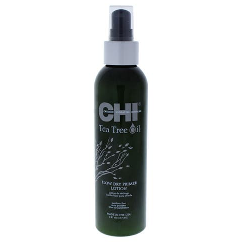 CHI Tea Tree Oil 6-ounce Blow Dry Primer Lotion