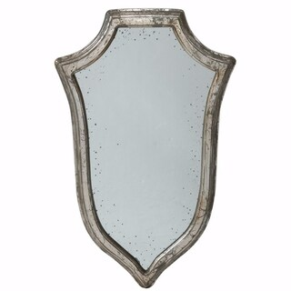 Captivating Well Designed Mirror - Silver