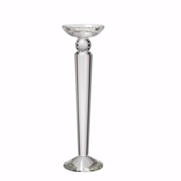Well-Executed Lucent Candlestick Holder