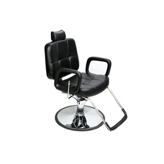 Reclining All Purpose Hydraulic Barber Chair Salon Styling Beauty Spa