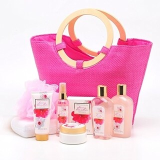 Green Canyon Spa Cherry Blossom Gift Set