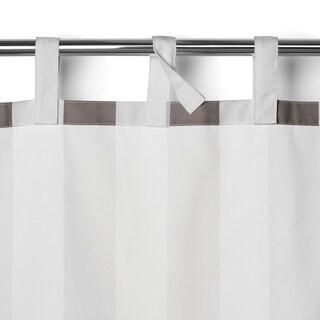 Highland Stripe Indoor/Outdoor Curtain Panel