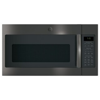 GE 1.9 Cu. Ft. Over-the-Range Sensor Microwave Oven with Recirculating Venting