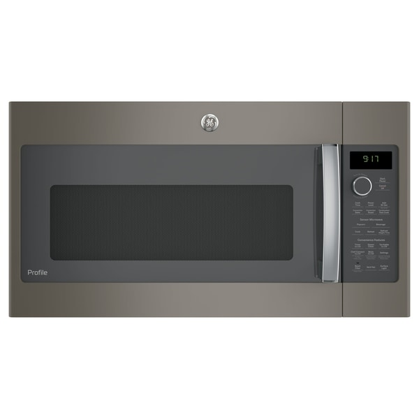 Shop GE Profile Series 1.7 Cu. Ft. Convection Over-the