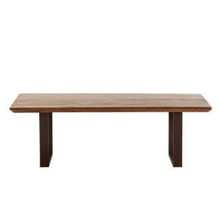 World Interiors Acacia Rectangular Coffee Table