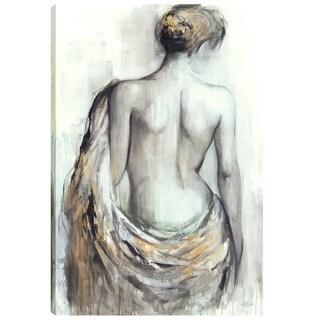 36X24 Madamoiselle I, Beautiful Canvas Print Wall Art
