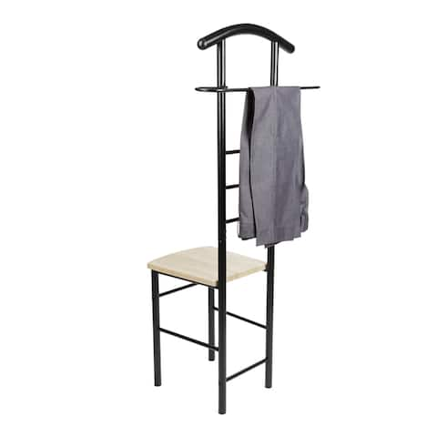 Danya B. Black Chair Valet
