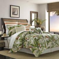 Tommy Bahama Palmiers 3-piece Duvet Cover Set