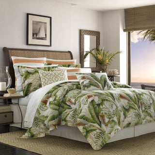 Tommy Bahama Palmiers 3-piece Duvet Cover Set