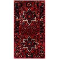 Safavieh Vintage Hamadan Vintage Red/ Multi Rug - 2'2 x 4'
