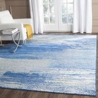 Safavieh Adirondack Silver/ Blue Rug - 12' x 18'