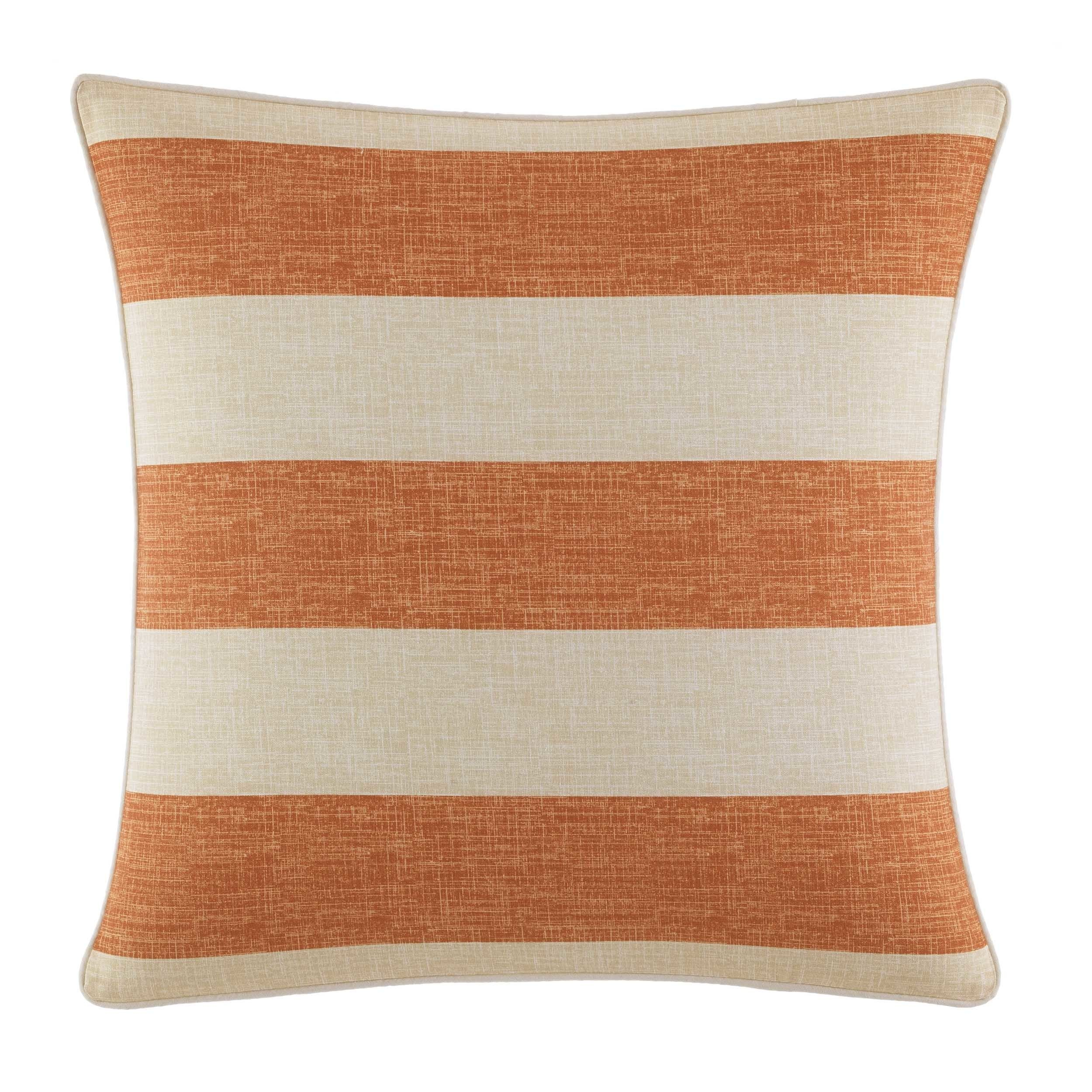 Tommy Bahama Palmiers Stripe Throw Pillow (18X18)