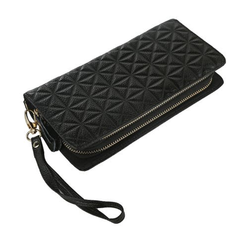 MKF Collection by Mia K. Marilyn Wristlet Wallet