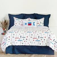 Windward Port Quilt Set