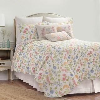 Jeanette Cotton Quilt Set