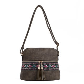 MKF Collection by Mia K. Farrow Alexandra Crossbody Bag