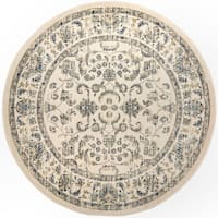 Home Dynamix Vintage Ivory Traditional Area Rug