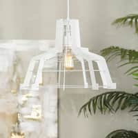 18-inch Edge Slice Pendant Light
