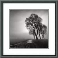 Framed Art Print 'Fog' by Arnaud Maupetit 21 x 21-inch