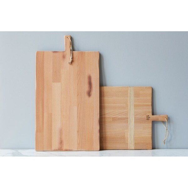Beech Large Rectangle Charcuterie Board