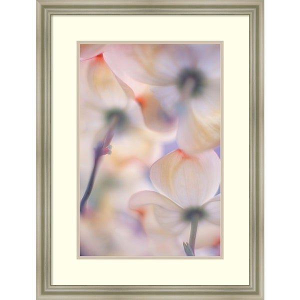Shop Framed Art Print Under The Skirts Of Flowers By Francois