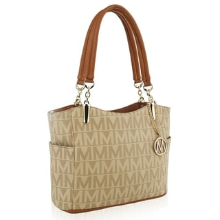 MKF Collection by Mia K. Farrow Braylee M Signature Tote