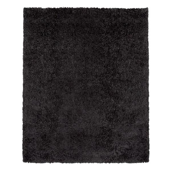 Beaufort Comfort Dark Grey Shag Rug (7'10 x 10'4)