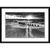 Framed Art Print 'Sunlight' by Mel Brackstone