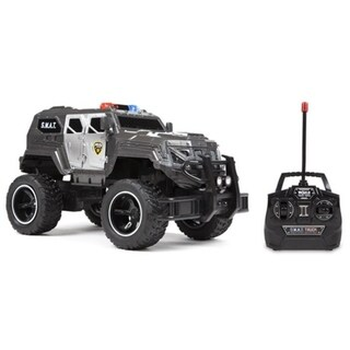 S.W.A.T. Truck 1:14 RTR Electric RC Monster Truck. Opens flyout.