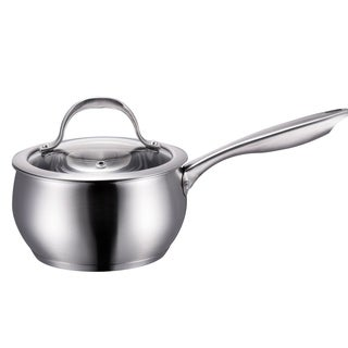 Diamond Home 2.2 QT Stainless Steel Casserole with lid