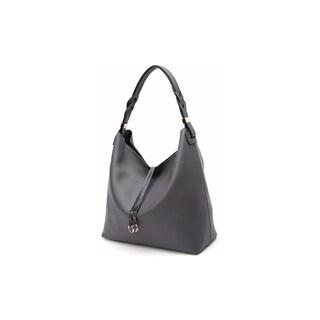 MKF Collection by Mia K. Farrow Davina Vegan Leather Hobo Bag