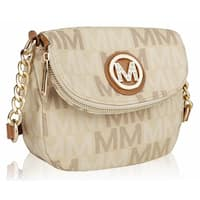 MKF Collection by Mia K. Farrow Camila M Signature Crossbody Bag