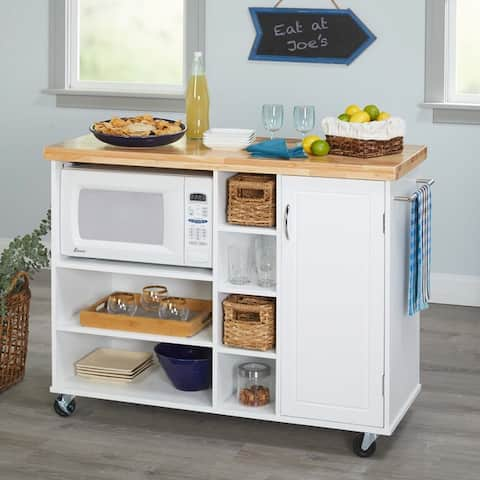 Buy White Kitchen Islands Online At Overstock Our Best