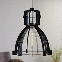 16-inch Factory Slice Pendant Light